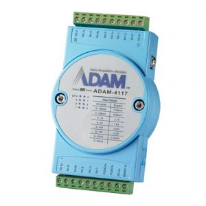 Robust 8-ch Analog Input Module with Modbus